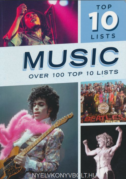 Music Over 100 Top 10 Lists