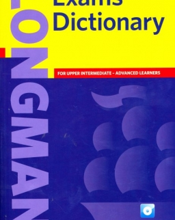 Longman Exams Dictionary Paperback with CD-ROM