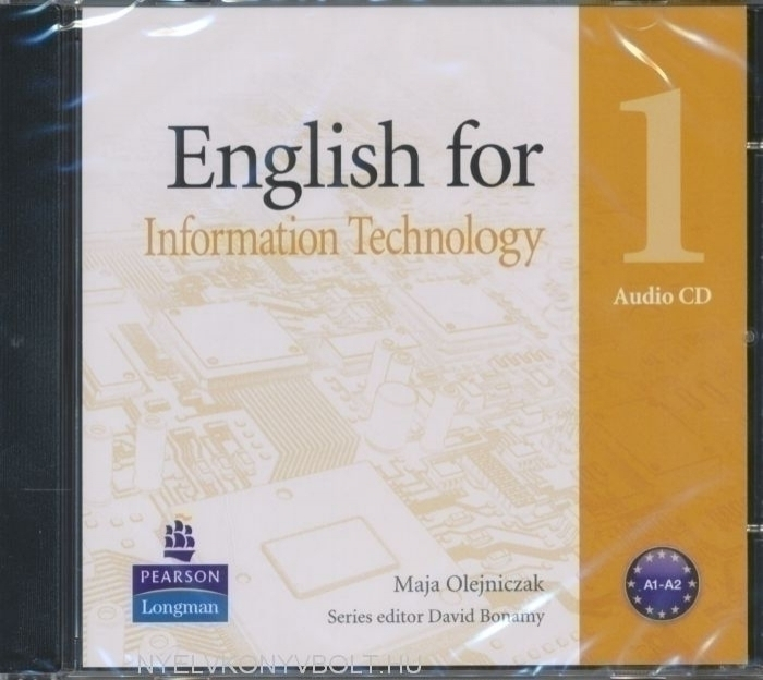 English for Information Technology 1 Audio CD
