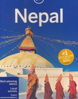 Lonely Planet - Nepal Travel Guide (11th Edition)