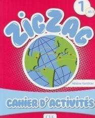 ZigZag 1 Cahier d'activités A1.1