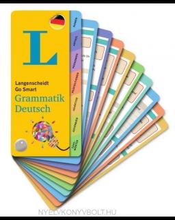 Langenscheidt Go Smart Grammatik Deutsch - Fächer