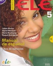 Agencia ELE - Manual de Espanol nivel 5 Libro de Ejercicios incluye Cd Audio