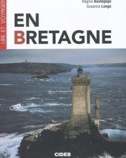 En Bretagne avec CD Audio - Black Cat Lire et voyager