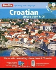 Berlitz Croatian Phrase Book & Audio CD