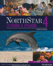 NorthStar Listening & Speaking Level 4 4th Edition Coursebook with MyEnglishLab