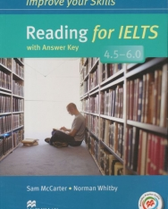 Improve Your Skills Reading for IELTS 4.5-6.0 Student's Book with Answer Key & Macmillan Practice Online