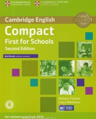 Cambridge English Compact First for Schools - Second Edition - Workbook without Answers
