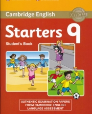 Cambridge English Starters 9 Student's Book