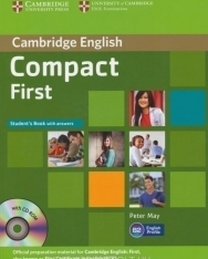 Compact First Student's Book with Answers & CD-ROM