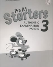 Cambridge English Starters 3 Answer Booklet for Revised Exam From 2018