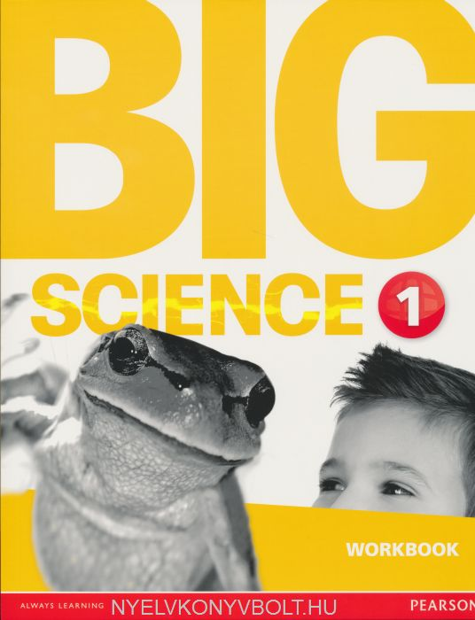Big Science 1 Workbook