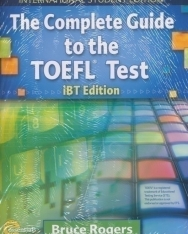 The Complete Guide to the TOEFL Test IBT edition Pack (test book with CD-Rom , tapescripts and key, audio CDs)