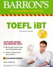 Barron's TOEFL iBT with Online Tests & Downloadable Audio