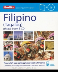 Berlitz Filipino (Tagalog) Phrase Book & Audio CD