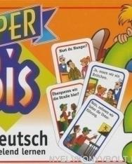 Super Bis - Deutsch spilend lernen (Társasjáték)