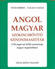 Angol-Magyar szókincsbővítő szinonimaszótár