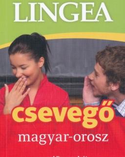 Csevegő: Magyar-orosz megoldja a nyelvét