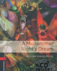 A midsummer night's dream with Audio CD - Oxford Bookworms Library Classics level 3 / B1