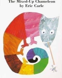 Eric Carle: The Mixed-Up Chameleon Board Book