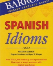 Barron's Spanish Idioms Second Edition