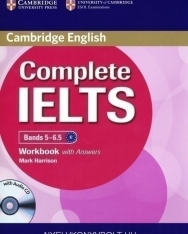 Complete IELTS Bands 5-6.5 Workbook with Answers & Audio CD