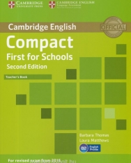 Cambridge English Compact First for Schools - Second Edition - Teacher's Book