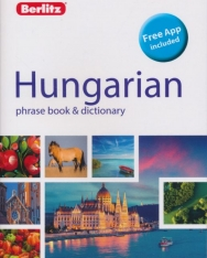 Berlitz Hungarian Phrase Book & Dictionary - Free App included