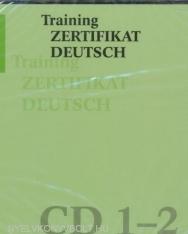 Training Zertifikat Deutsch CD