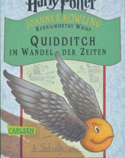 J. K. Rowling: Quidditch im Wandel der Zeiten