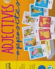 Adjectives and Opposites - Let's play in English (Társasjáték)
