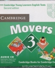 Cambridge Young Learners English Tests Movers 3 CD 2nd Edition