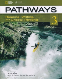 Pathways Level 3 - Reading, Writing and Critical Thinking with Online Workbook Access Code