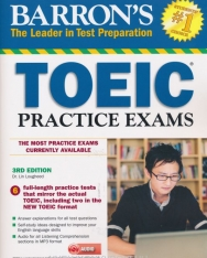 Barron's Toeic Practice Exams with MP3 CD - 3rd Edition