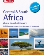 Berlitz Phrase Book & Dictionary - Central & South Africa (2nd Revised edition)