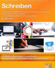 Schreiben - Íráskészség feladatok a közép- és emelt szintű érettségire és középfokú nyelvvizsgákra