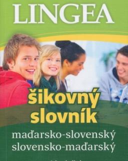 Lingea mad'arsko-slovenský, slovensko-mad'arský šikovný slovník 3. vydanie (Szlovák ügyes szótár)