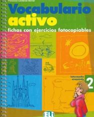 Vocabulario Activo 2 - Fotocopiables
