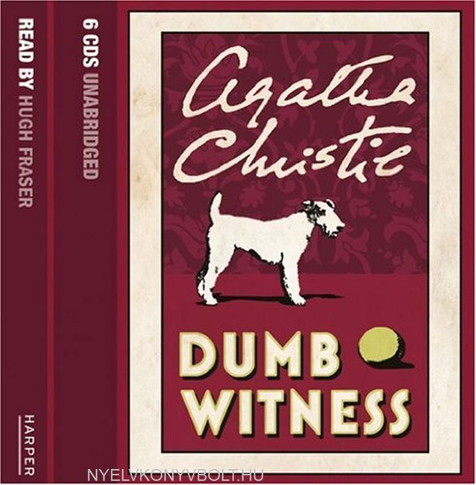 Agatha Christie: Dumb Witness - Complete and Unabridged Audio Book (CDs)