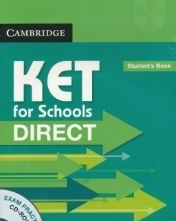 KET for Schools Direct Student's Book with CD-ROM