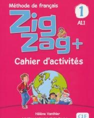 Zigzag + - Niveau 1 - Cahier d'activités