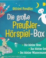 Otfried Preußler: Die große Preußler-Hörspiel-Box/6 CDs