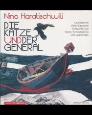 Nino Haratischwili: Die Katze und der General - Hörbuch 4 CD