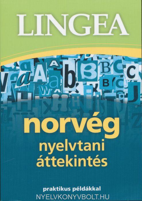 Norvég nyelvtani áttekintés praktikus példákkal