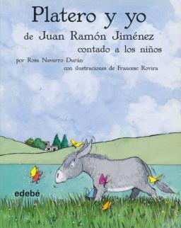 Juan Ramón Jiménez: Platero y yo contado a los ninos (por Rosa Navarro Durán)