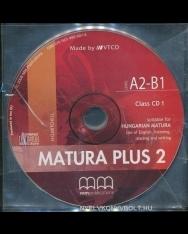 Matura Plus 2 Class Audio CDs (3)