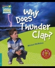 Why Does Thunder Clap? - Cambridge Young Readers Level 5
