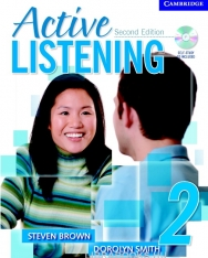 Active Listening 2 Student's Book with Self-study Audio CD 2nd E