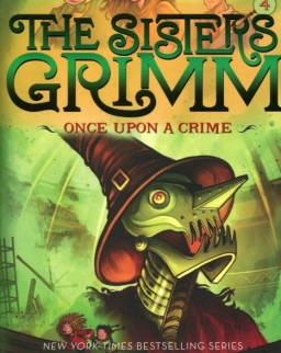 Michael Buckley: The Sisters Grimm - Once Upon a Crime (Book 4)