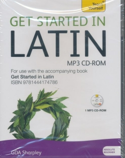 Get Started in Latin Absolute Beginner Course + MP3 CD-ROM